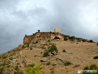 Valle de los Milagros-Cueva de la Hoz; lagunas ruidera lago san mauricio gr 10 santa maria de melque